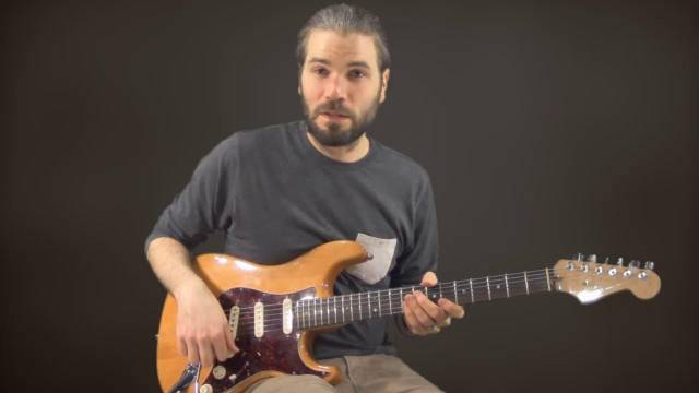 Licks ala Eric Johnson: Lick 3 & Outro