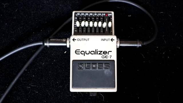 Graphic Equalizers - Preamp Prep