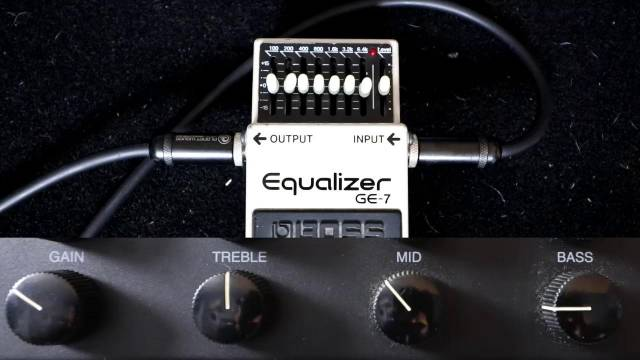 Graphic Equalizers - Adding Graphic EQ