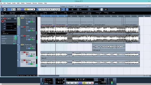 Basic Mixing Tips: Searing Lead Guitar