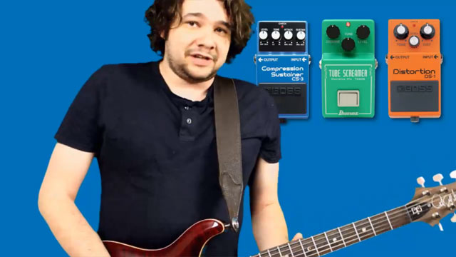 Gain Staging with Pedals: Intro & Compressors (CS-3)