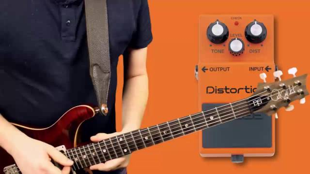 Gain Staging with Pedals: Distortion (DS-1)